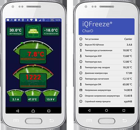iQFreeze Pro - поверенный температурный регистратор c функциями контроля ХОУ