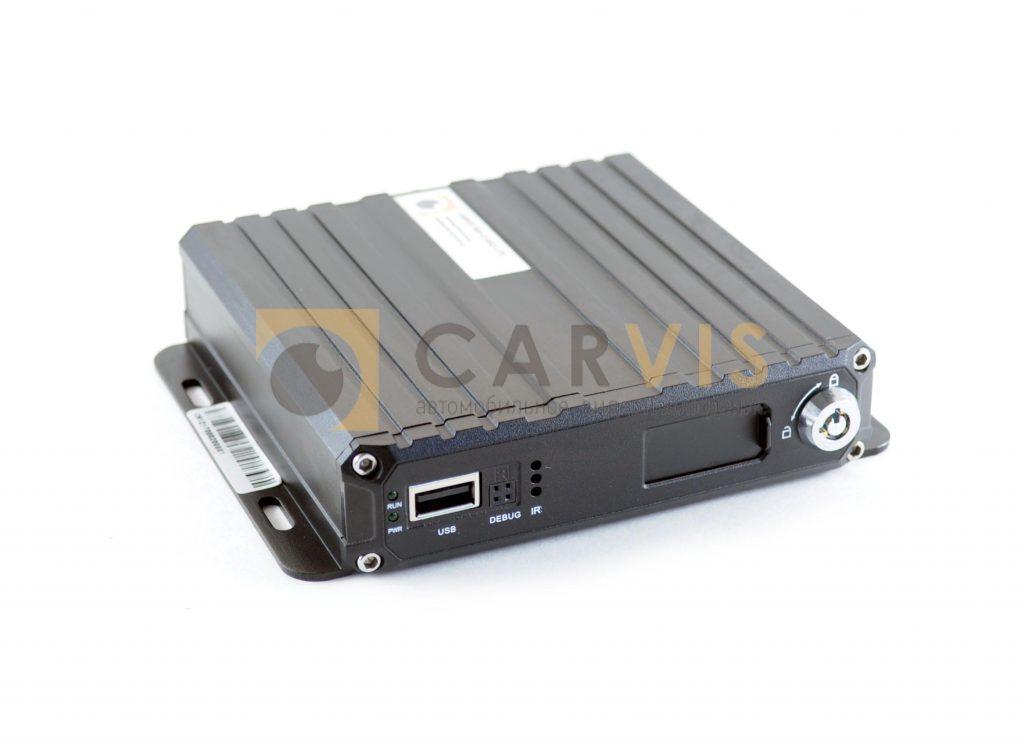 Комплект видеонаблюдения для автошколы 4-х канальный