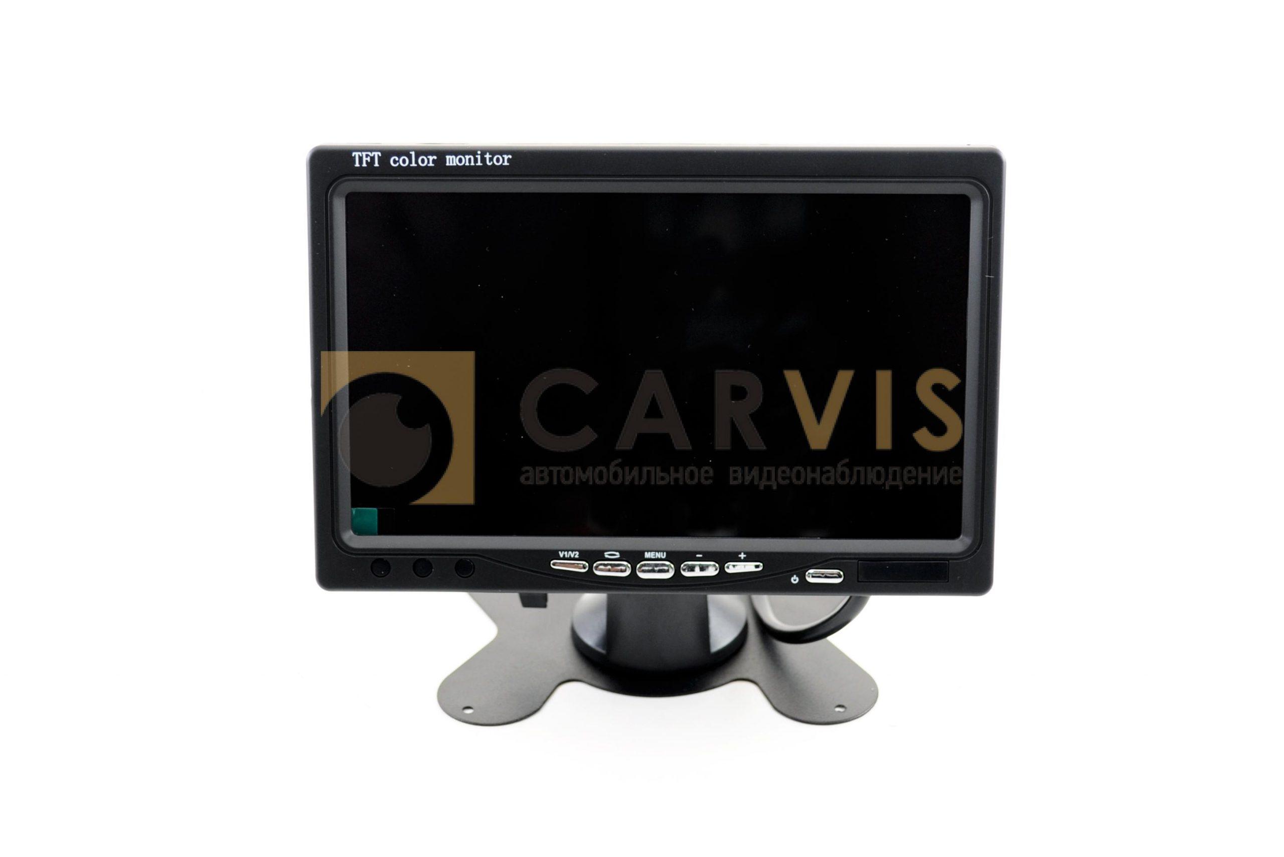 Комплект видеонаблюдения для автомобиля службы инкассации