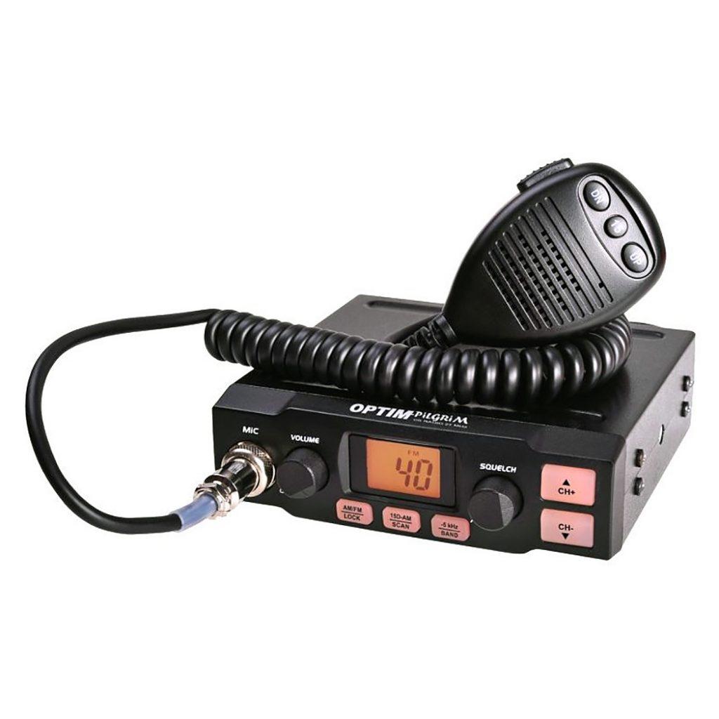 СиБи радиостанции на грузовик