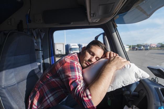 Режимы труда и отдыха водителей