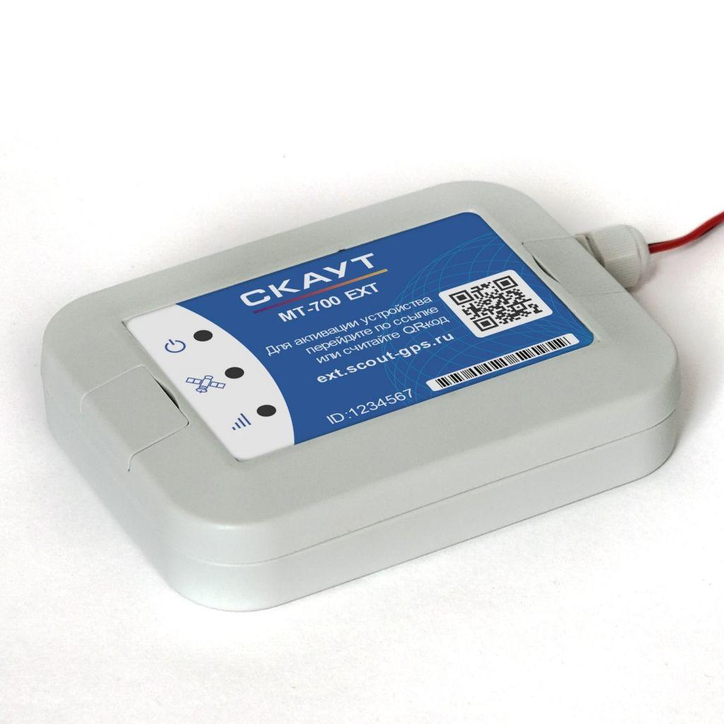 Модуль GPS/ГЛОНАСС мониторинга MT-700 EXT
