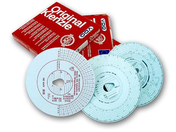 Тахограммные диски 140 км/ч